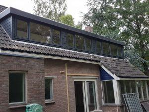 Dakkapel klavergriend Almere