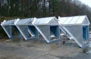 Dakkapel aluminium