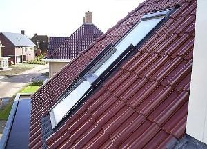dakraam-balkon almere schuin dak
