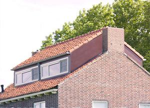 dakkapel nok van het dak