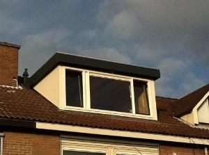 dakkapel plat dak 3 meter maastricht